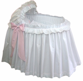 ballerina bassinet by lullaby