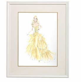 barbie print courure - 50th Anniversary