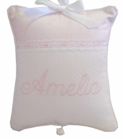 blauen musical baby pillow