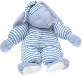 "blue 15"" sleepyhead bunny by north american bear"