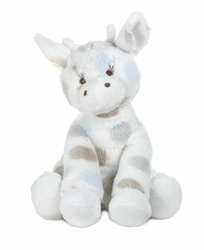 blue plush little g giraffe by little giraffe