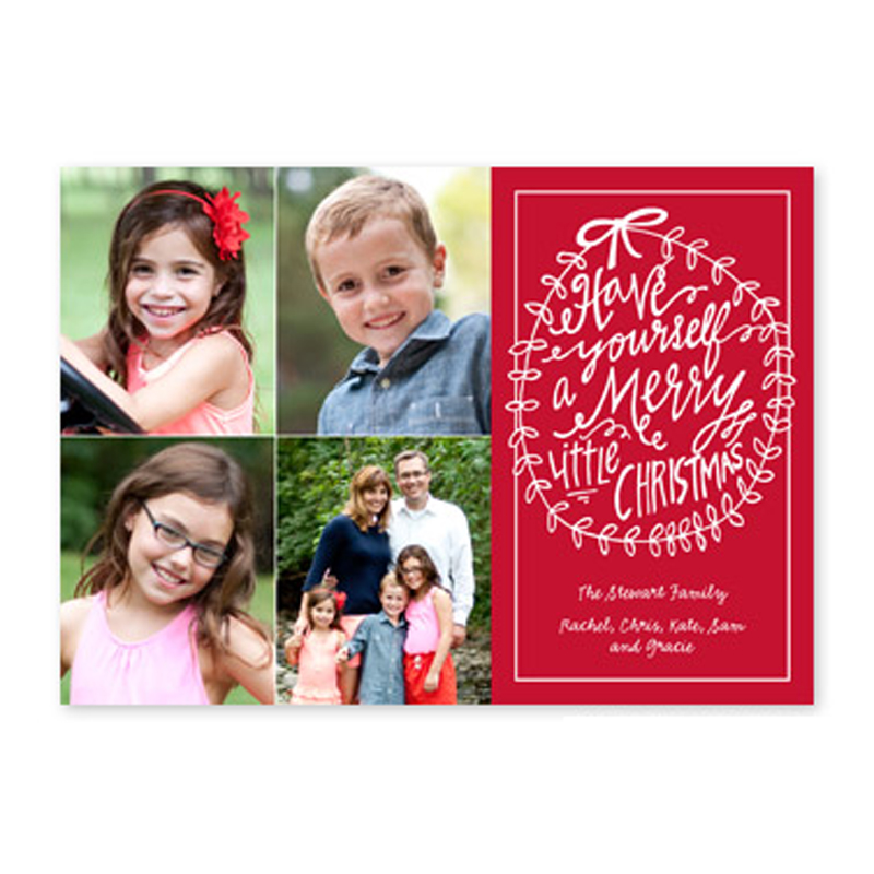 christmas photocard ideas