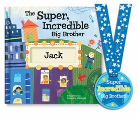 books for big brothers and big sisters