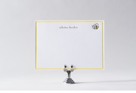 bumble bee stationery