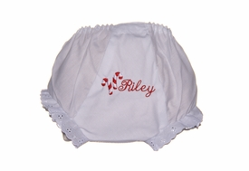 candy cane bloomers