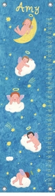 children's growth chart -  angels