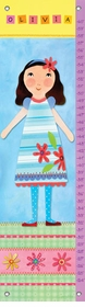 children's growth chart - my doll 4