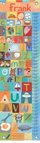 children's growth chart - my name is...boy