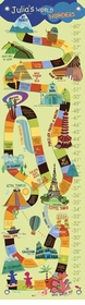 children's growth chart - world of wonders