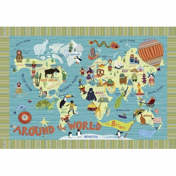 children s wall mural around the world kids rooms nice wall painting of kids room mural baby