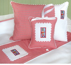 christmas baby bedding set (drummer boy)
