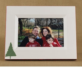 christmas tree picture frame