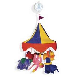 circus mobile by north american bear