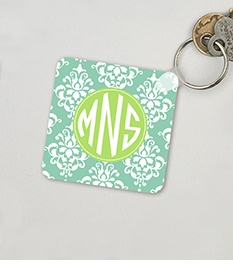 clairebella personalized keychains