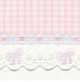 custom crib ensemble (white honeycomb and hopper pink)