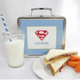 custom personalized lunch box