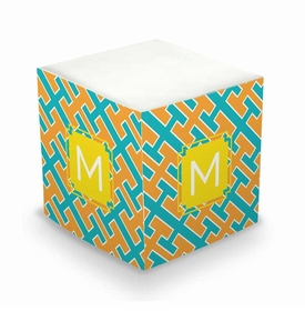 dabney lee sticky note cube