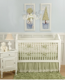 doodlefish crib bedding