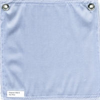 Dupioni Silk Sea Blue (Grade A)