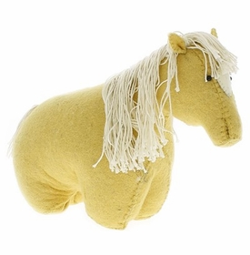 Fiona Walker England Palomino Horse Book Stopper