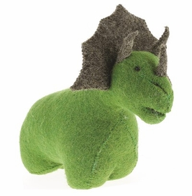 Fiona Walker England Triceratops Book Stopper