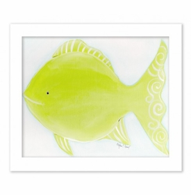 flicka fish wall art