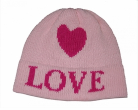 floating heart hat