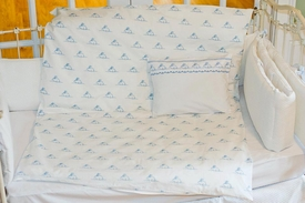 flopsy mopsy bunny duvet cover and pillow set by sweet william
