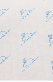 flopsy mopsy fitted crib sheet