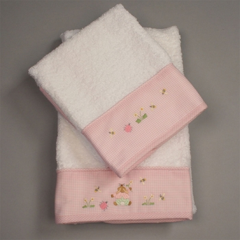 gordonsbury nursery time  guest towel