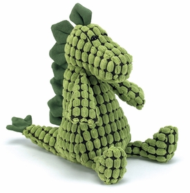 green dippy dino by jelly cat