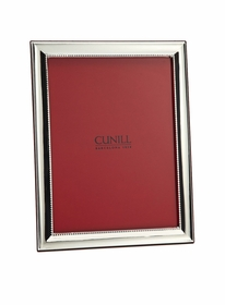 groove sterling silver picture frame
