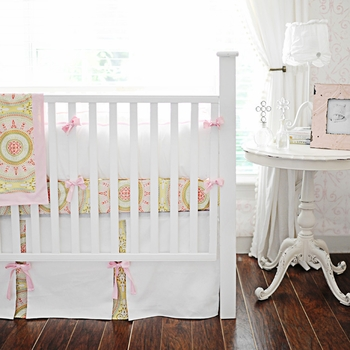 heart of gold baby crib bedding set