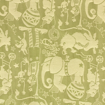 le cirque/apple fabric
