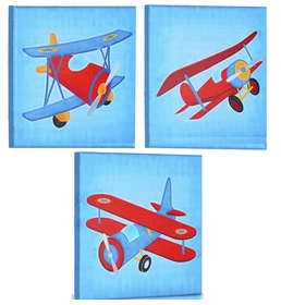 lets fly (set of 3)