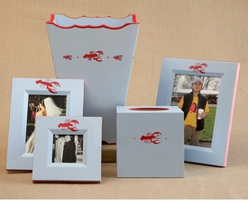 Lobster Frame, Tissue Box  &/or Step Stool