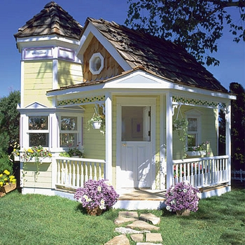 luxury playhouse - victorian by la petit maison