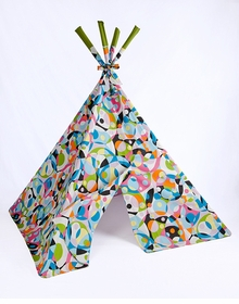 modern chic teepee by teepee for me