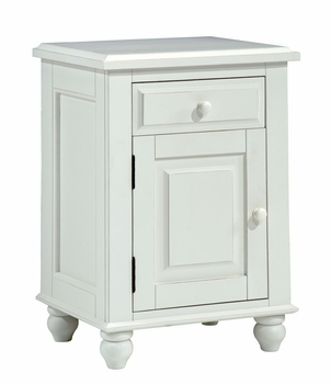 Monterey Single Door Nightstand