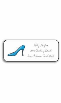 personalized address labels � pump it up