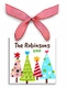 personalized christmas tree ornament - sassy trees
