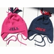 personalized cotton ear flap hat (solid) - multiple colors available