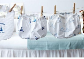 personalized diaper covers