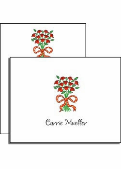 personalized everyday notes � coming up roses