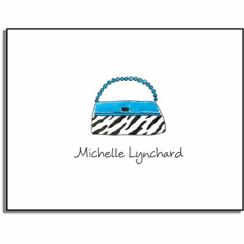personalized everyday notes � wild for purses