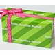 personalized gift wrap - sour apple