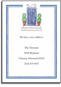 personalized invitations � home sweet home