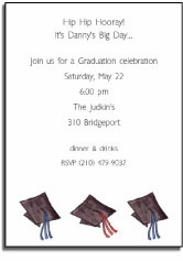 personalized invitations � with honors