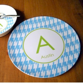 personalized kids plates