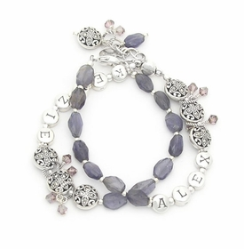 personalized the moon sixpence bracelet